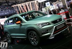 SEAT Ateca X-Perience, un SUV más robusto y capaz fuera del asfalto