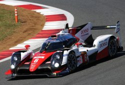 Toyota conquista por los pelos las 6 horas de Fuji