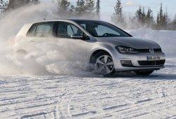 Suecia - Septiembre 2016: El Volkswagen Golf destroza las estadísticas