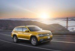 Volkswagen Atlas: el nuevo SUV de 7 plazas ya es oficial