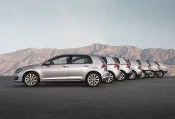 Volkswagen Golf 2017: el restyling está listo para debutar en noviembre