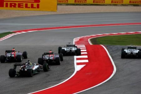Así te hemos contado la carrera del GP de Estados Unidos de F1 2016 en Austin