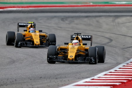 Palmer, frustrado por la actitud de Renault en Austin