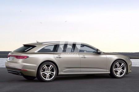 El próximo Audi A6 Avant será más tecnológico y sofisticado que nunca