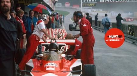 [Vídeo] El homenaje animado de McLaren a James Hunt en el 40 aniversario de su título