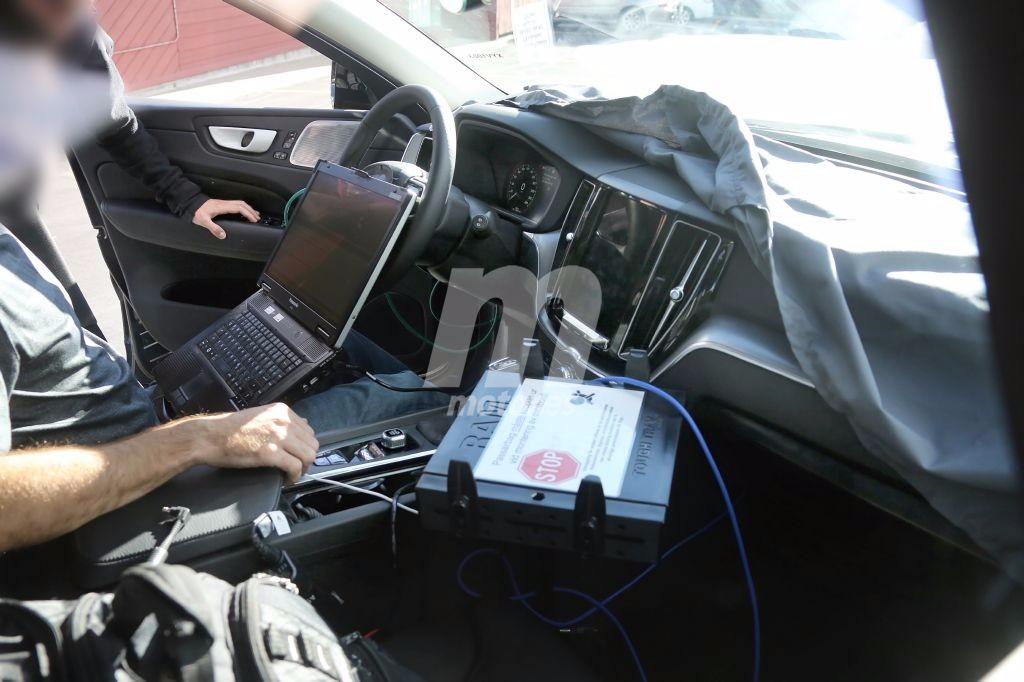 Volvo xc60 ii 2017 for Xc60 2017 interior