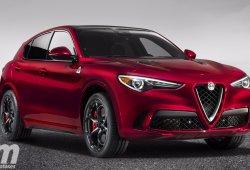 Alfa Romeo Stelvio Quadrifoglio: el primer SUV de la marca se presenta en su versión más radical