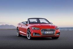 Audi S5 Cabrio 2017: el placer de la conducción deportiva a cielo abierto