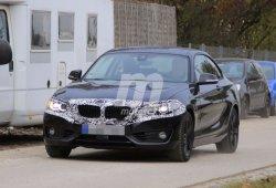 El BMW Serie 2 Coupé 2018 sigue poniéndose a punto para el año que viene