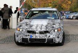 Nuevo BMW Serie 3 2018: Cazado en su configuración definitiva