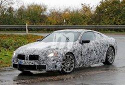 El sucesor del BMW Serie 6 Coupe revela más detalles con sus prototipos