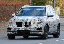 BMW X5 2018: Al fin cazado en su configuración definitiva