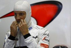 """Button, tras caer en Q1: """"No hemos tenido ritmo desde esta mañana"""""""