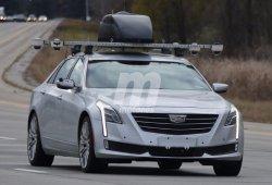 Cadillac prueba en un CT6 el nuevo sistema Super Cruise de conducción autónoma
