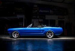 Ford Mustang Ballistic: el primer descapotable de los Ringbrothers