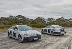 Holden Commodore 2018, ¿Comó será recibido el australiano Made-in-Germany?