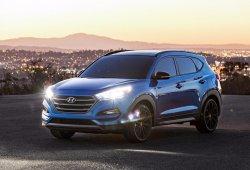 El Hyundai Tucson Night Edition añade un toque de elegancia en el SEMA Show 2016