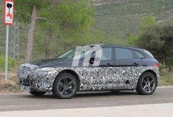 El Jaguar i-Pace de producción pillado durante sus pruebas