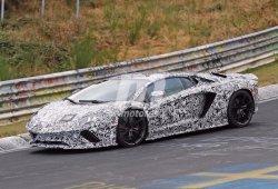 Lamborghini Aventador S, ¿se llamará así el esperado facelift?