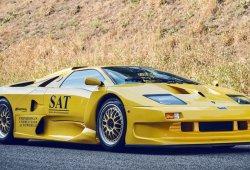 Lamborghini Diablo GT1, el Diablo de carbono de 664 CV para solo 1.050 kilos