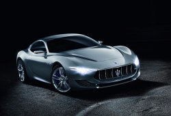 El Maserati Alfieri eléctrico será una realidad en el año 2020