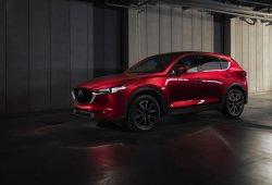 Mazda CX-5 2017, la nueva generación ya es oficial