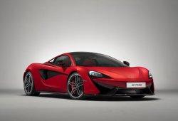 McLaren presenta el nuevo 570S Design Edition 1