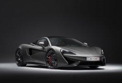 Nuevo McLaren 570S Track Pack: El 570S de calle más apto para circuito