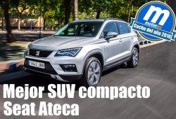 Mejor SUV compacto 2016 para Motor.es: Seat Ateca