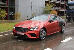Los Mercedes Clase E Coupe y Cabrio cazados de nuevo