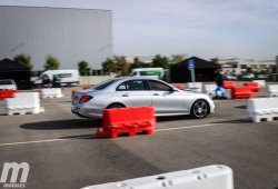 Probamos el Intelligen Drive del Mercedes Clase E, el futuro a día de hoy