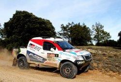Nani Roma prepara el Dakar ganando el Rally TT de Cuenca