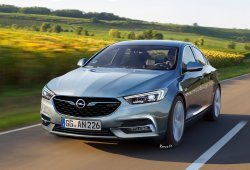 Nuevo Opel Insignia 2017: Un solo modelo para cuatro marcas y continentes diferentes