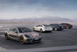 Porsche presenta el nuevo Panamera Executive y un nuevo motor en Los Ángeles