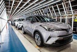 Se inicia la producción del Toyota C-HR en Turquía