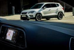 SEAT Ateca Smart City Car: el coche conectado para la «ciudad inteligente»