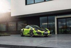 TechArt GTstreet R: el Porsche 911 Turbo S llevado al extremo