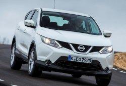 España - Octubre 2016: El Nissan Qashqai se cuelga la medalla de plata