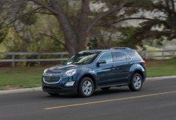 Estados Unidos - Octubre 2016: Chevrolet vence a Ford