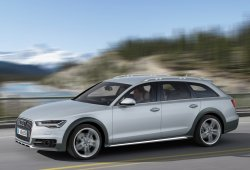 Suecia - Octubre 2016: El Audi A6 entra en el Top 10