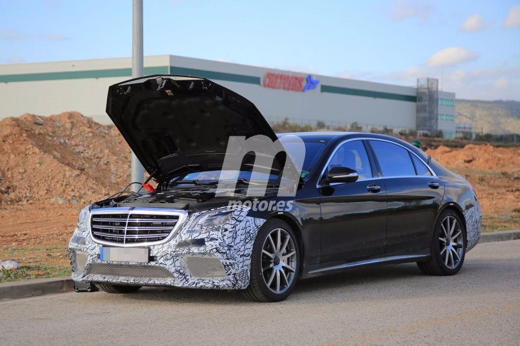 2016 - [Mercedes-Benz] Classe S restylée - Page 3 Mercedes-amg-s63-facelift-201632253_4