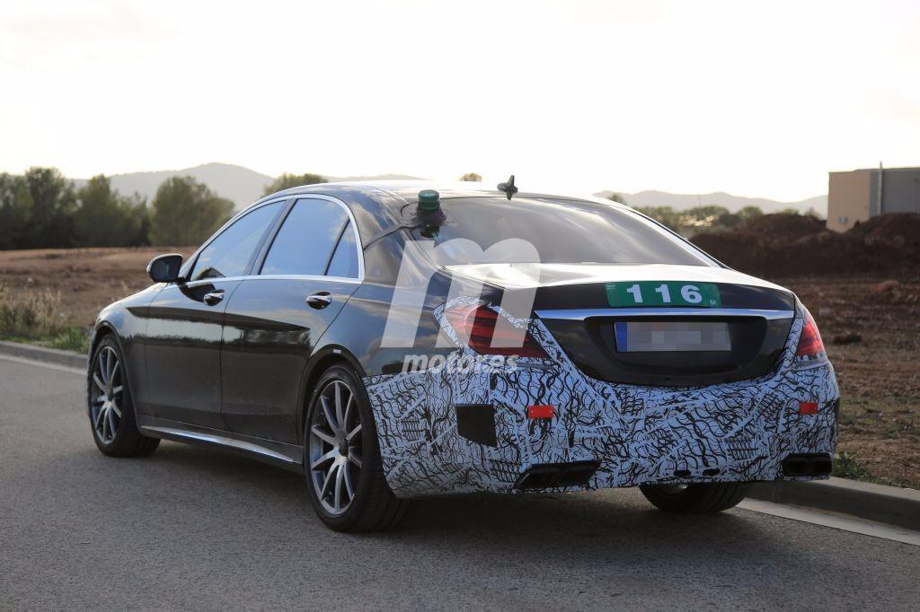 2016 - [Mercedes-Benz] Classe S restylée - Page 3 Mercedes-amg-s63-facelift-201632253_8