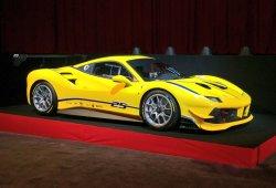 El Ferrari 488 Challenge debuta en las 'Finali Mondiali'