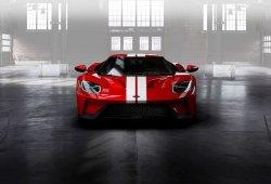 Ford GT: Asomate por primera vez a su interior definitivo