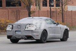¡Cazado! Ford Mustang GT 2018 con el nuevo escape activo de 4 salidas