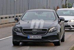 Mercedes Clase E Coupé 2018: ultimando su desarrollo antes de ser presentado en 2017