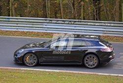 ¿Quieres un Porsche Panamera de 5 plazas? Tendrás que esperar al Shooting Brake
