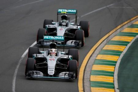 """Hamilton """"echará de menos"""" la rivalidad con Rosberg"""