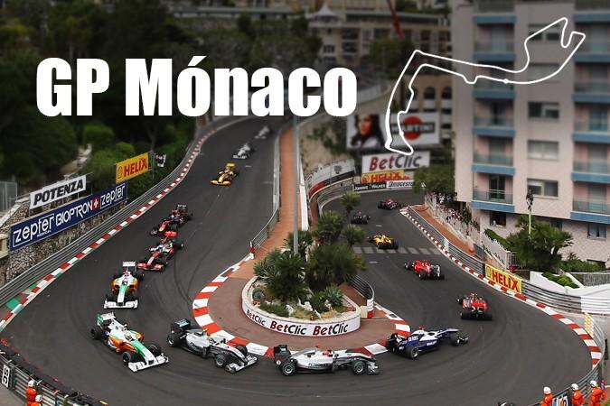 Gran Premio de Mónaco de F1