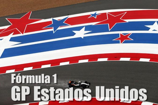 F1 - Gran Premio de Estados Unidos